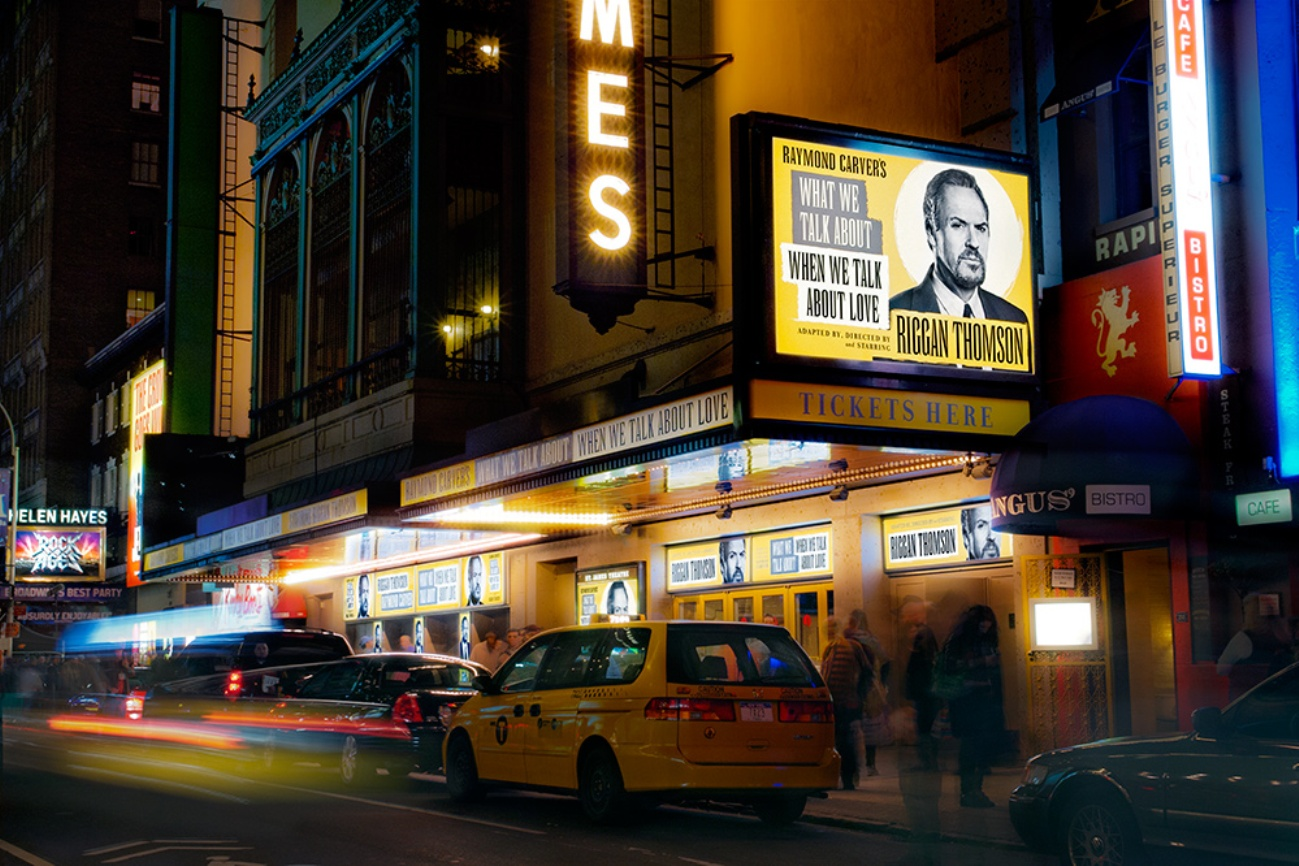 St James Theater nyc