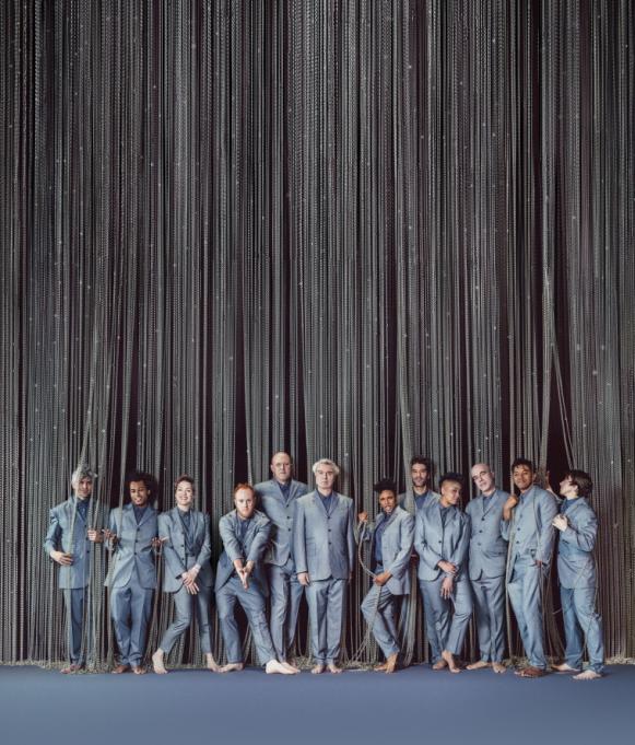 David Byrne's American Utopia at St James Theatre